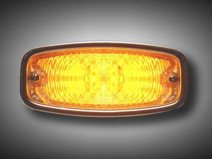 68 Camaro LED Front Parking Lights