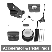 Accelerator & Pedal Pads