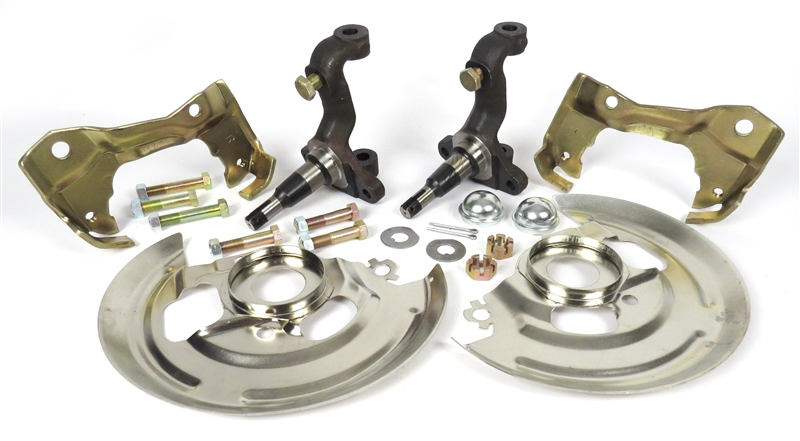 FRONT DISC SPINDLE KIT
