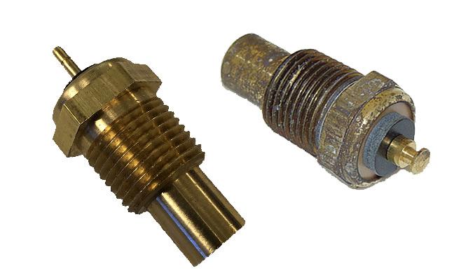 67-69 Camaro Console Gauge Temperature Sending Unit