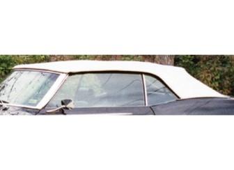 67-68-69 Camaro / Firebird Convertible Top with Plastic Window