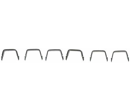 67-68-69 Camaro Firebird Convertible Hose Clip Set