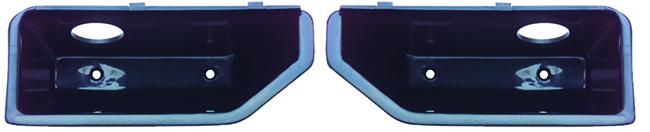 67 F-body Deluxe Door Panel Cups, Pair