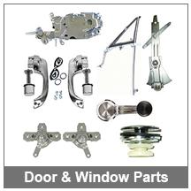 67-68-69 Camaro door and window parts