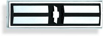 67 Camaro Standard Bowtie Grill Emblem, GM