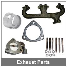 67-68-69 Camaro Exhaust Parts