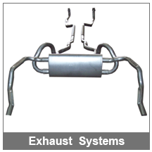 67-68-69 Camaro Exhaust Systems
