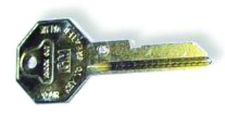 68 Camaro Door & Ignition Key Blank - Original Style