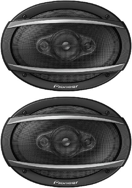 450 Watt Coaxial  6 x 9 Pioneer Rear Speakers