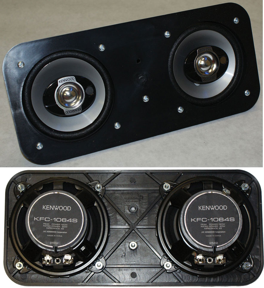 67-69 Camaro Speakers