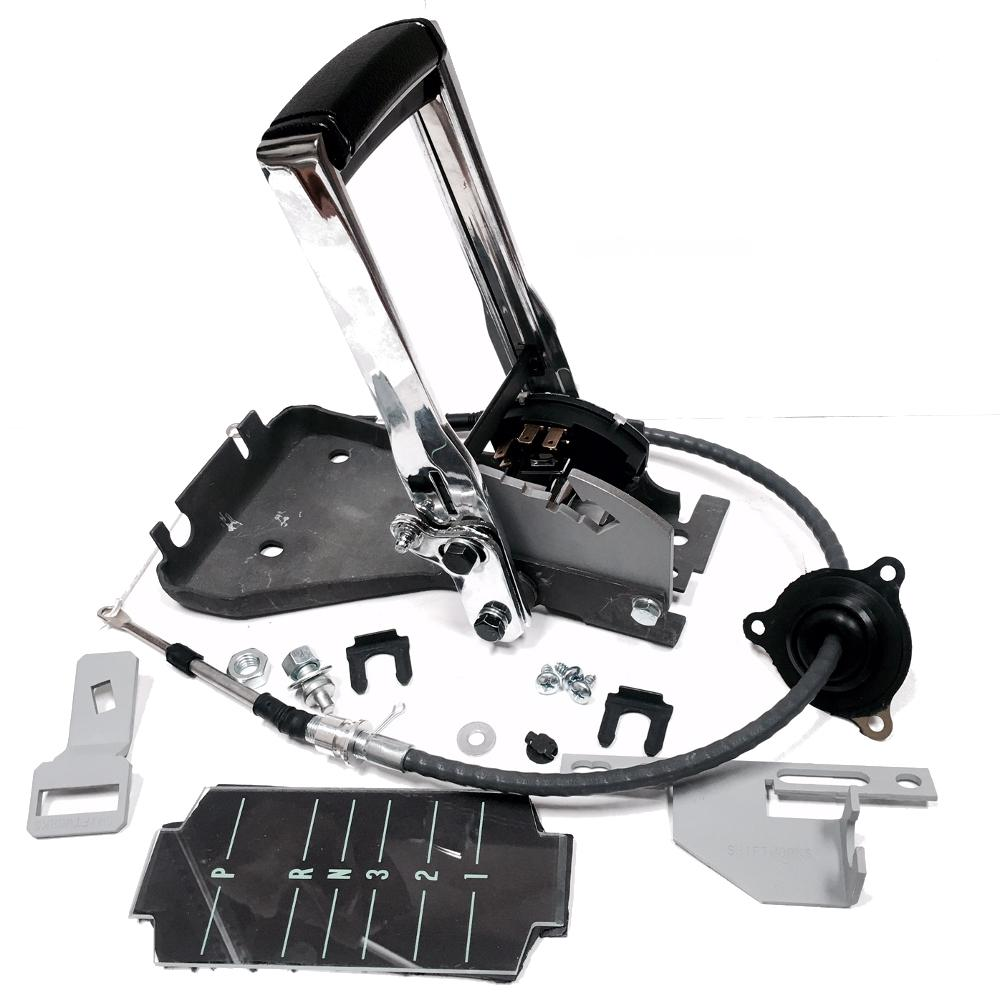 68-69 Camaro Upgraded Shifter Kit-4L80E Slap Shifter