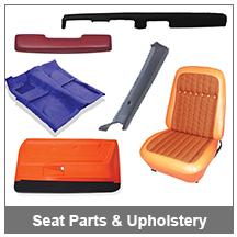 67-68-69 Camaro Upholstery