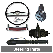 67-68-69 Camaro Steering Wheels and Steering Parts