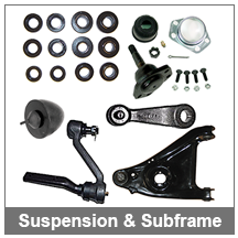67-69 Camaro Suspension Parts