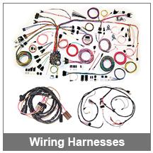 67-68-69 Camaro Wiring harnesses