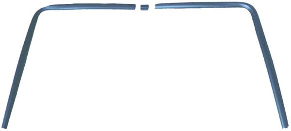 67-68 F-body Rear Headliner Molding