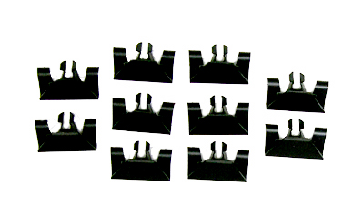 Convertible Pinchweld Molding Clips
