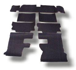 67-69 F-body Carpet Underlay