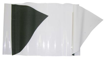 67-68-69 Camaro Firebird Convertible Top Plastic Window