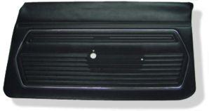 69 Camaro Standard Front Door Panels, Pair