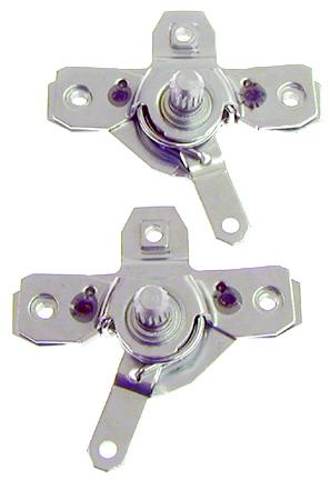 Standard Inner Door Mechanisms, Pair