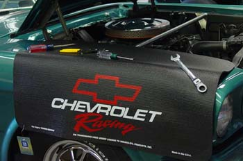 Chevy Racing Fender Gripper
