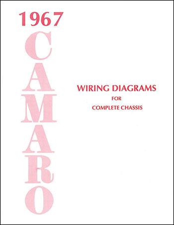 67 Camaro Wiring Diagram Manual