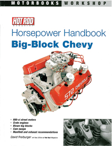 Horsepower Handbook - Big-block Chevy
