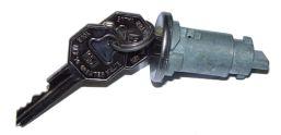 67 Ignition Lock & Key - Original Style