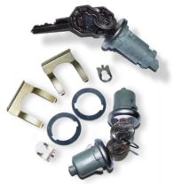 67 Ignition & Door Lock & Key Set - Original Style