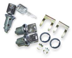 67 Camaro Ignition & Door Lock & Key Set - Late Style