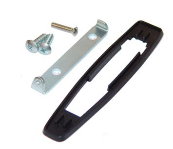 67-69 Outer Mirror Mounting Hardware Kit