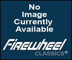 67-69 Camaro Parking Brake Pedal Assembly Hardware
