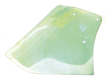 67-69 Camaro Convertible Quarter Window Glass