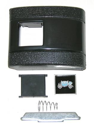 67 Standard Seat Belt Buckle Cover