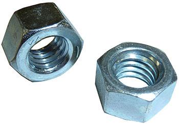 68-69 Camaro Lower A-Arm Bumper Nuts