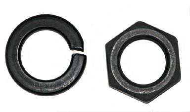 67-69 Camaro Pitman Arm Hardware