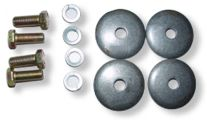 67-69 Camaro Upper Control Arm Shaft Washer & Bolt Kit