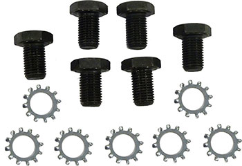 Flexplate Crankshaft Mounting Bolts and Washers