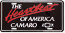 Heartbeat of America License Plate