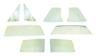 67 Camaro Convertible Complete Glass Kit