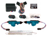 67-69 Camaro MES Power Lock Kit with Keyless Entry