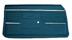 68 Camaro Preassembled Standard Door Panels, Pair