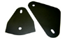 Door Glass Plate Gasket Set