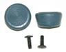67-69 F-Body Window Crank Knobs, pair