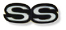 69 Camaro 'SS' Grill Emblem - Reproduction