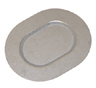 Floor/Trunk Pan Oval Drain Cover Plug