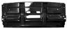 67-69 Camaro Convertible Rear Seat Mounting Panel