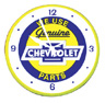 We Use Genuine Chevrolet Parts Clock