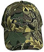 Chevy Bowtie Camouflage Twill Hat